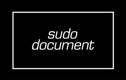 sudo document